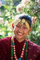 Pokhara, Sorathi Costume Dancer , Nepal