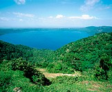 Lake Apoyo. Nicaragua