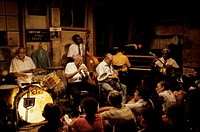 Preservation Hall Jazz Band New Orleans Louisiana USA