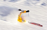 10644409, action, Carving, ski, Carvingski, man, snow, snow cloud, ski, skiing, sport, blurs, winter, winter sports, sport,