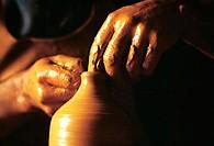Potter. Segovia. Spain