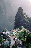Masca. Tenerife. Canary Islands. Spain