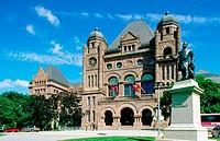 Ontario Regional Parliament House. Toronto. Canada