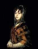 Senora Sabasa Garcia by Goya