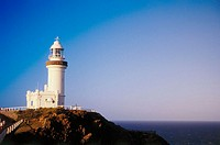 Lighthouse in Byron Bay. Australia