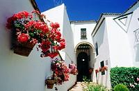 Palacio de Mondragón. Ronda, Málaga province. Spain