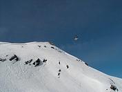 10647678, alpine, Alps, mountains, Bernese Oberland, gondola, canton Bern, scenery, aerial cableway, ropeway, Schilthorn, Schi