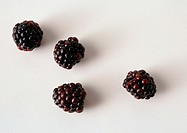 Blackberries, close-up