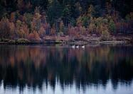Finland, lake