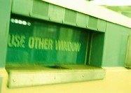 'Use other window' text, close-up
