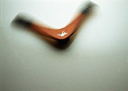 Boomerang, blurred
