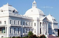 Presidential Palace. Port-au-Prince. West Indies. Caribbean