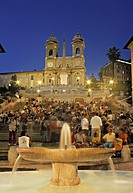 Spanish Steps, Rome, Italy