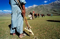 Shandur Polo Festival, traditional polo tournament between the teams of Chitral held on Shandur Pass, the highest polo ground in the world at 3,700 me...