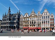 Grand' Place, Brussels, Belgium