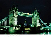 Tower Bridge, London, Great Britain
