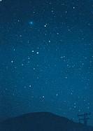 Comet Iras-araki-alcock