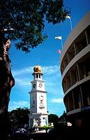 Clock tower, Penang, Malaysia