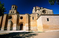 Collegiate church of Santa Maria la Mayor (12th-13th Centuries). Toro. Zamora province. Castilla y Leon. Spain