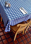 Locally, table, detail