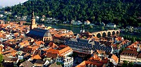 Germany, Baden-Württemberg, Heidelberg,