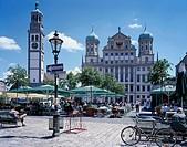 Germany, Bavaria, Augsburg