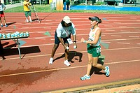USA Track and Field National Junior Olympics. Tropical Park. Miami-Dade County. Florida. USA