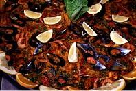 SG E, Essen + Trinken, Speisen, Spanien, Paella                          Foto: W.Winter