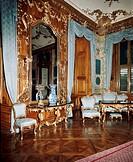 Geo., Österreich, Wien, Schloß Schönbrunn, Innenansicht, Salon   Architektur, erbaut ab 1696 durch Johann Bernhard Fischer von Erlach im Auftrag von K...