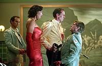 Film, ´Ghost Ship´, USA / Australien 2002, Regie Steve Beck, Szene mit NIP, Francesca Rettondini, Iain Gardiner & Boris Brkic,  horrorfilm, horror, tö...