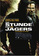 Filmplakat, ´Die Stunde des Jägers´ (The Hunted), USA 2003, Regie William Friedkin, Film mit Tommy Lee Jones, Benicio Del Toro, Connie Nielsen, Leslie...