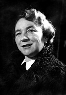 Karlstadt, Liesl, 12.12.1892 - 20.7.1960, deut. Schauspielerin, Portrait, 40er Jahre   eig. Elisabeth Wellano Münchner Volksschauspielerin persianer