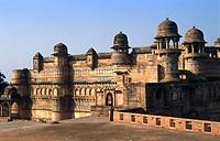 Man Singh palace. Gwalior. Madhya Pradesh. India