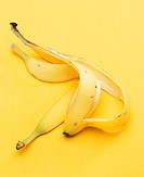 A banana skin
