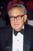 Henry Kissinger, American politician