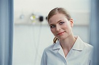 A hospital nurse (thumbnail)