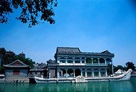 Lake in Summer Palace, Beijing, China
