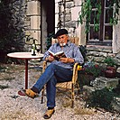 10761259, old, book, relaxation, France, Europe, peaceful, pleasure, harmony, house, home, cap, critically, read, man, men, pe