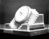 Model (scale 1:24). This is one of a series of models made between 1884-6, showing the astronomical instruments of the Jaipur Observatory in India. Bu...