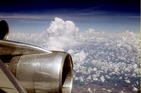 Jet Engine and ... Sky