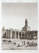 Engraving by Delignon after Dutertre from 'Description de l´Egypte, ou Recueil des observations et des recherches qui ont ete faites en Egypte pendant...