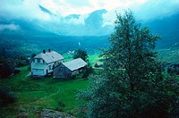 Scandinavian landscape