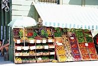 Barrio Reus Market, Uruguay