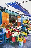 Flower Market, Lima, Peru