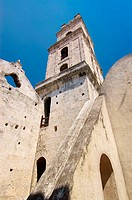 Lesser Basilica of convent of San Francisco de Asis' bell tower affords panoramic views of Havana and stands 138 feet high. Cuba