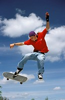 Skateboard verlieren