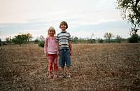 Kinderpaar