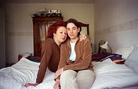 Älterwerden-002-Mutter und Tochter