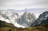 Cerro Torre. Los Glaciares National Park. Patagonia. Argentina