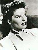 Portrait of Katharine Hepburn